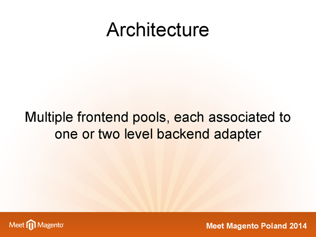 Meet Magento Poland 2014 Architecture Multiple ...