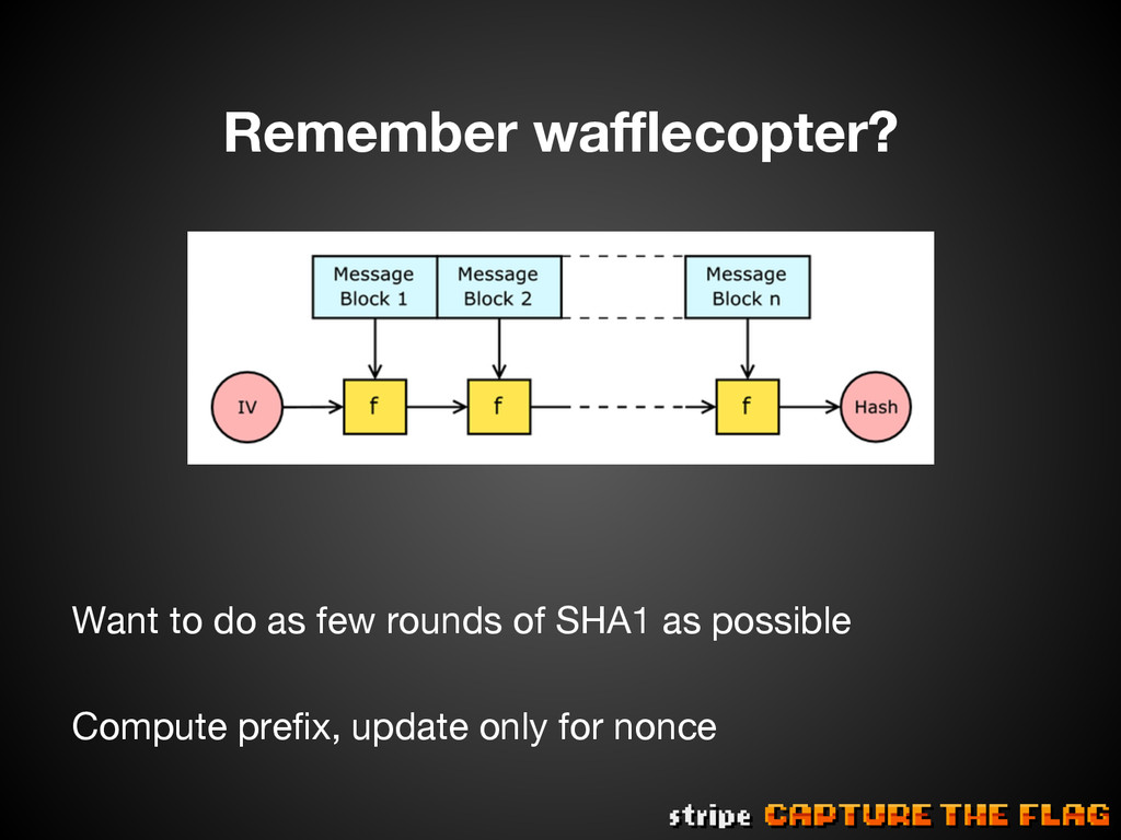 Remember wafflecopter?   Want to do as few rou...