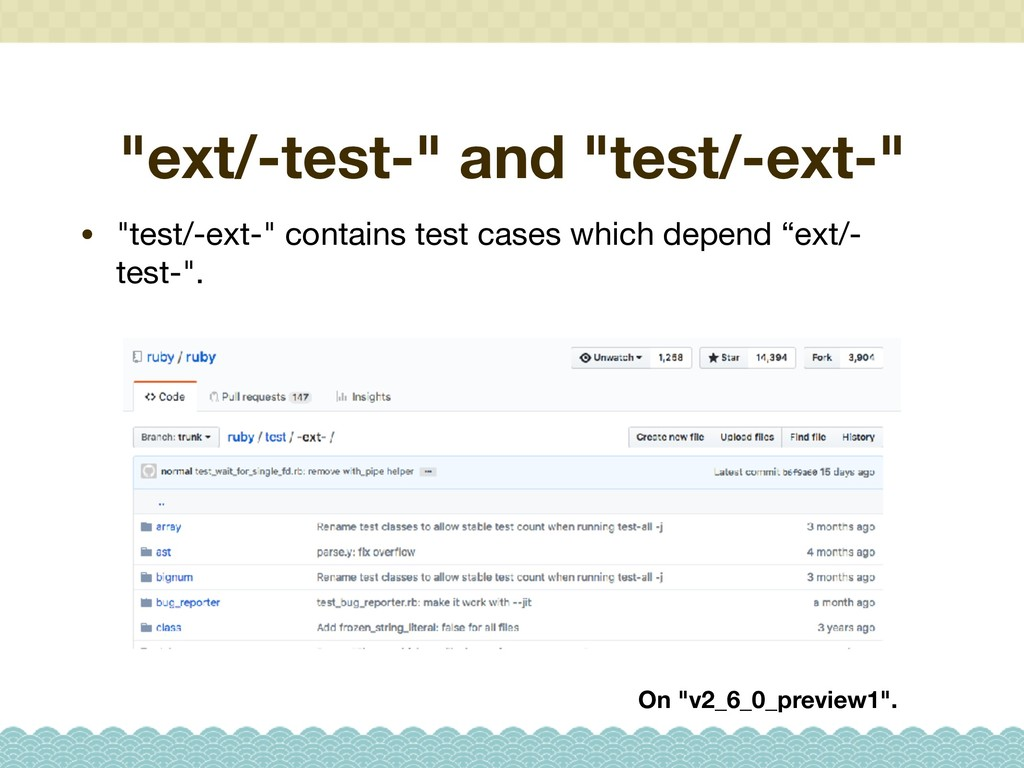 """ext/-test-"" and ""test/-ext-"" • ""test/-ext-"" co..."