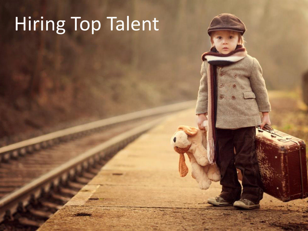© Microsoft Corporation Hiring Top Talent