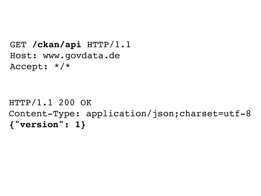 GET /ckan/api HTTP/1.1 Host: www.govdata.de Acc...
