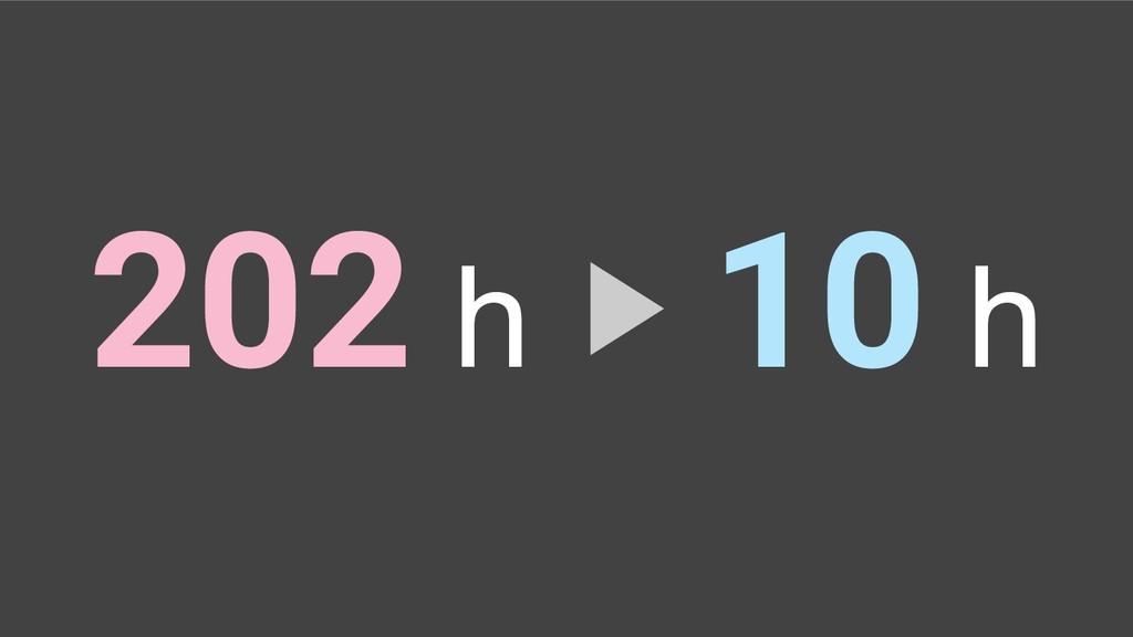 202 h 10 h