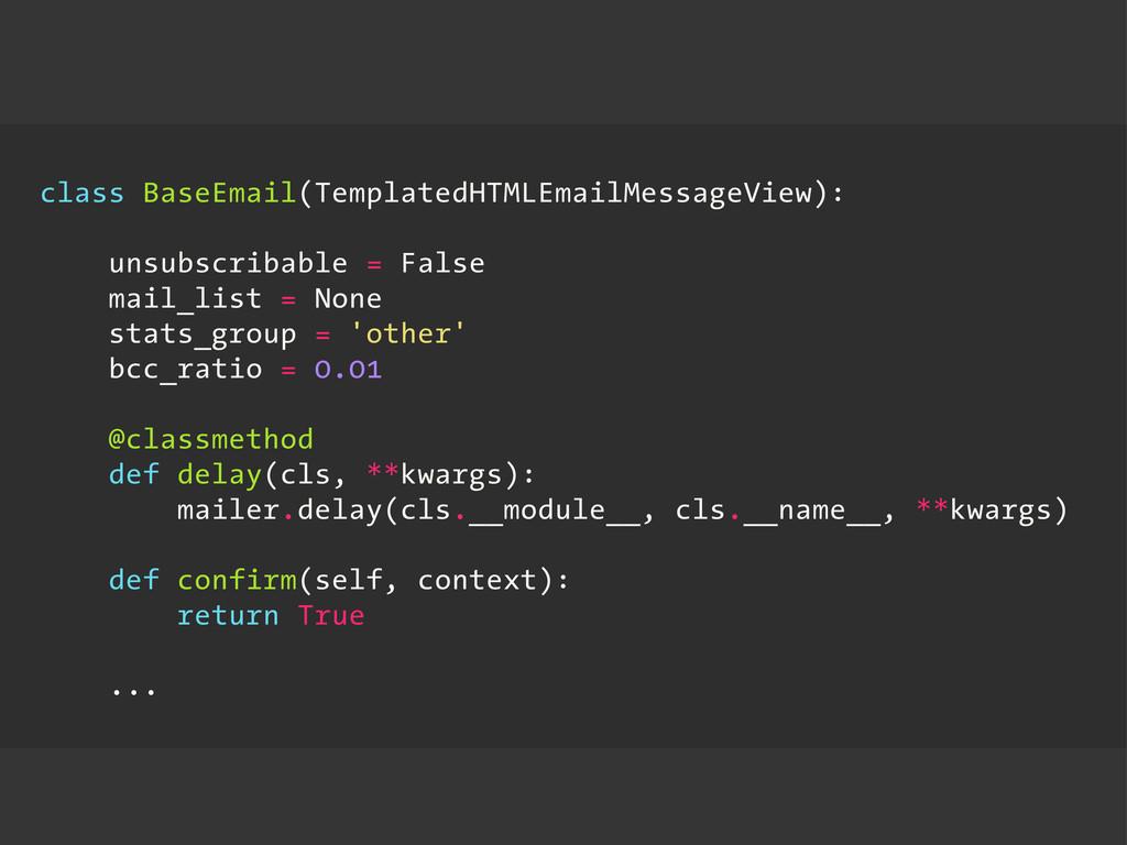 class BaseEmail(TemplatedHTMLEmailMessageView):...