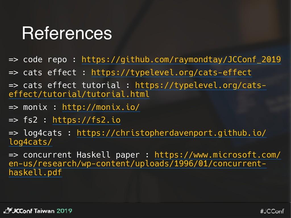 References => code repo : https://github.com/ra...