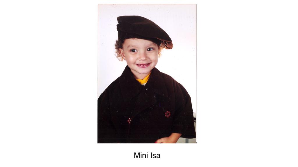 Mini Isa