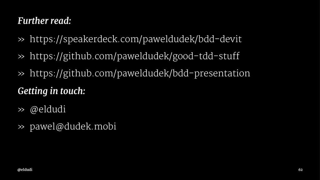 Further read: » https://speakerdeck.com/paweldu...