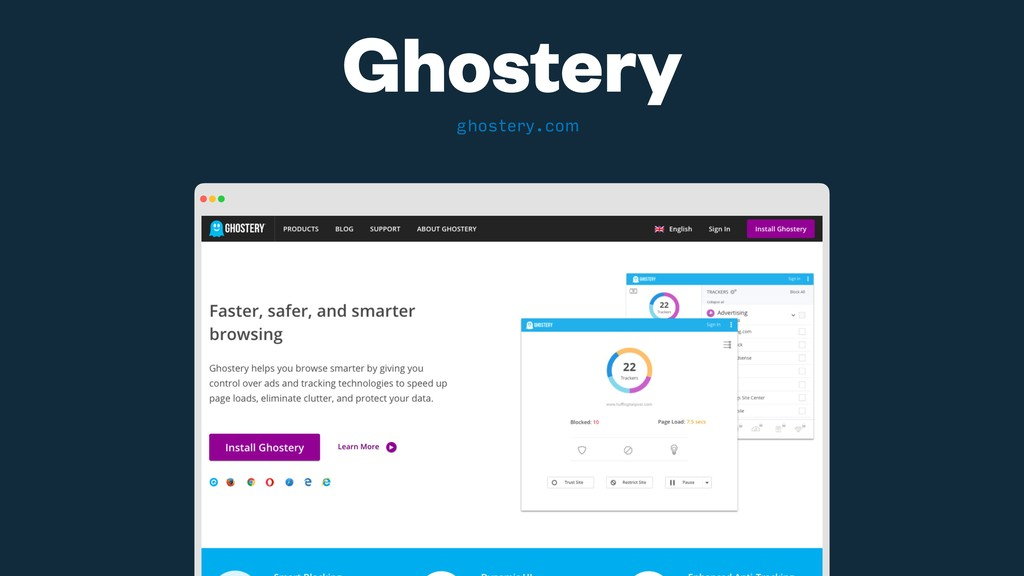 Ghostery ghostery.com