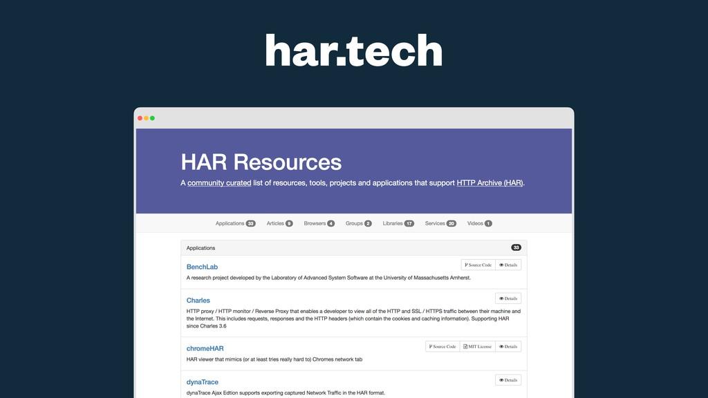 har.tech