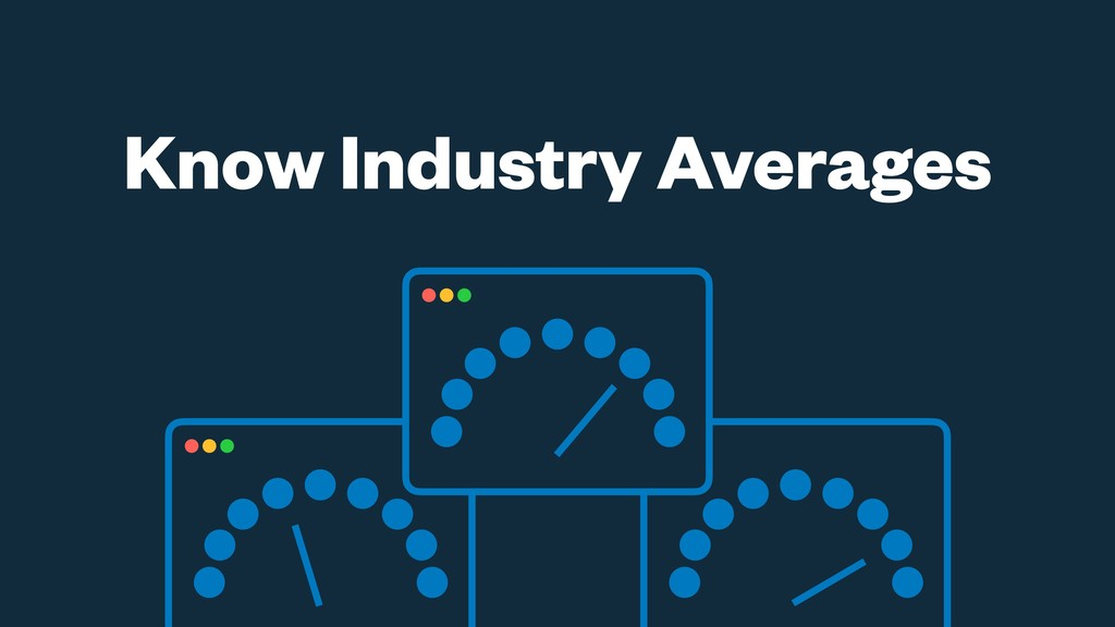 Know Industry Averages