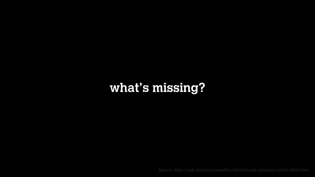 what's missing? Source: http://web.mit.edu/news...