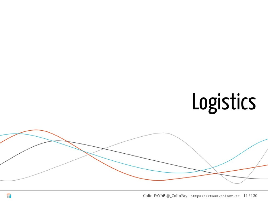 Logistics Colin FAY  @_ColinFay - https://rtas...