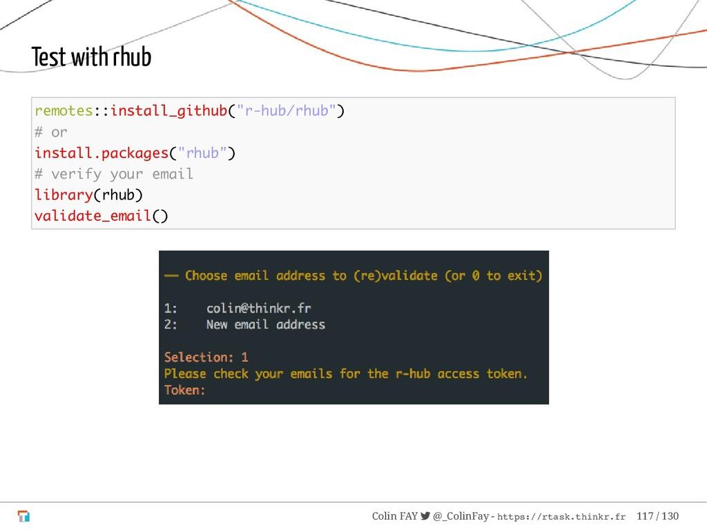 """Test with rhub remotes::install_github(""""r-hub/r..."""