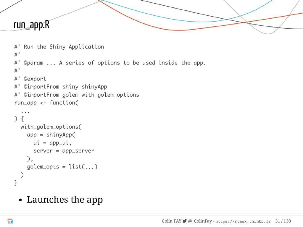 run_app.R #' Run the Shiny Application #' #' @p...
