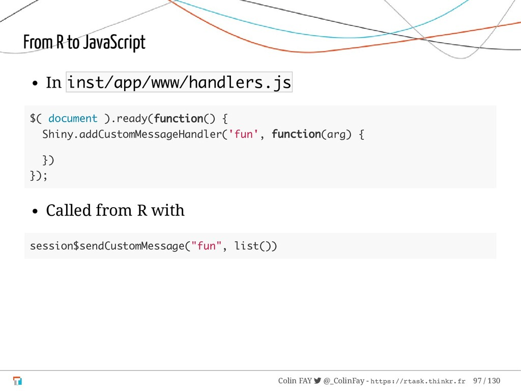 From R to JavaScript In inst/app/www/handlers.j...