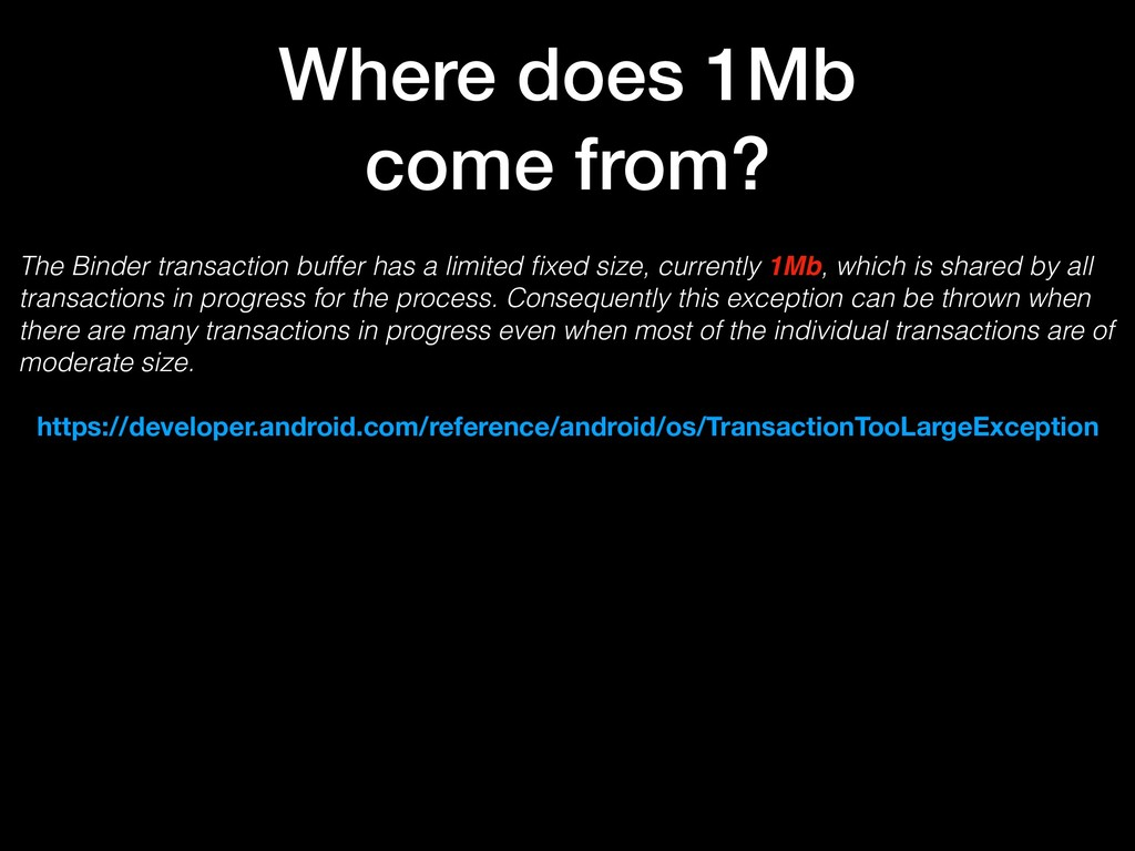 Where does 1Mb