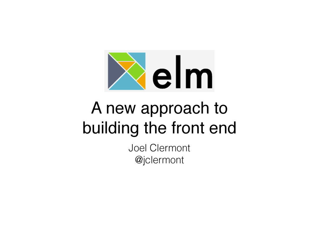 Elm