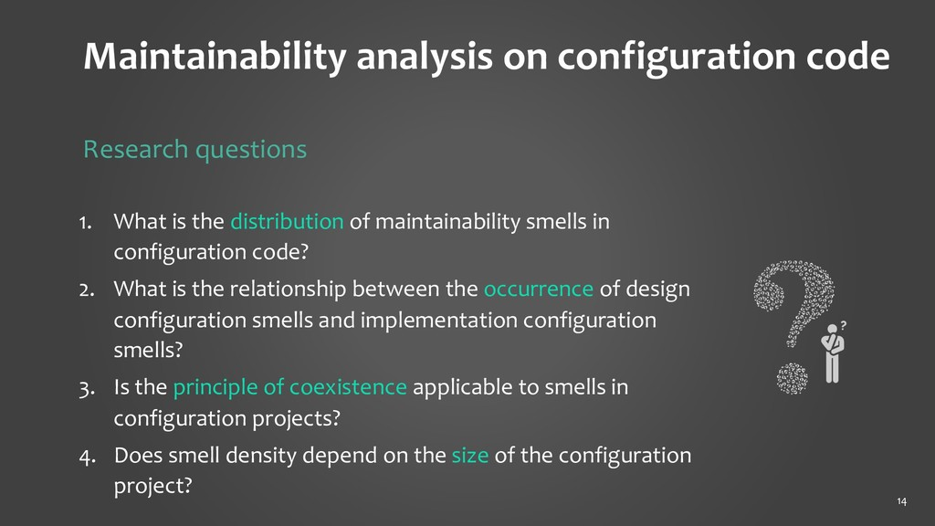 14 Maintainability analysis on configuration co...