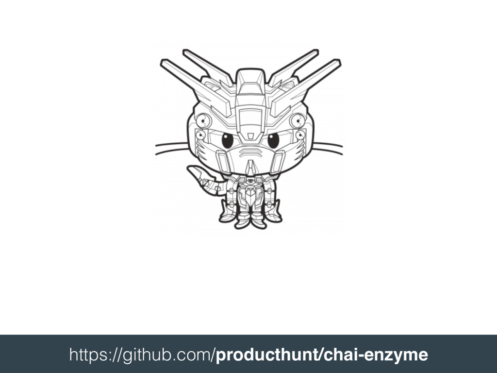 https://github.com/producthunt/chai-enzyme