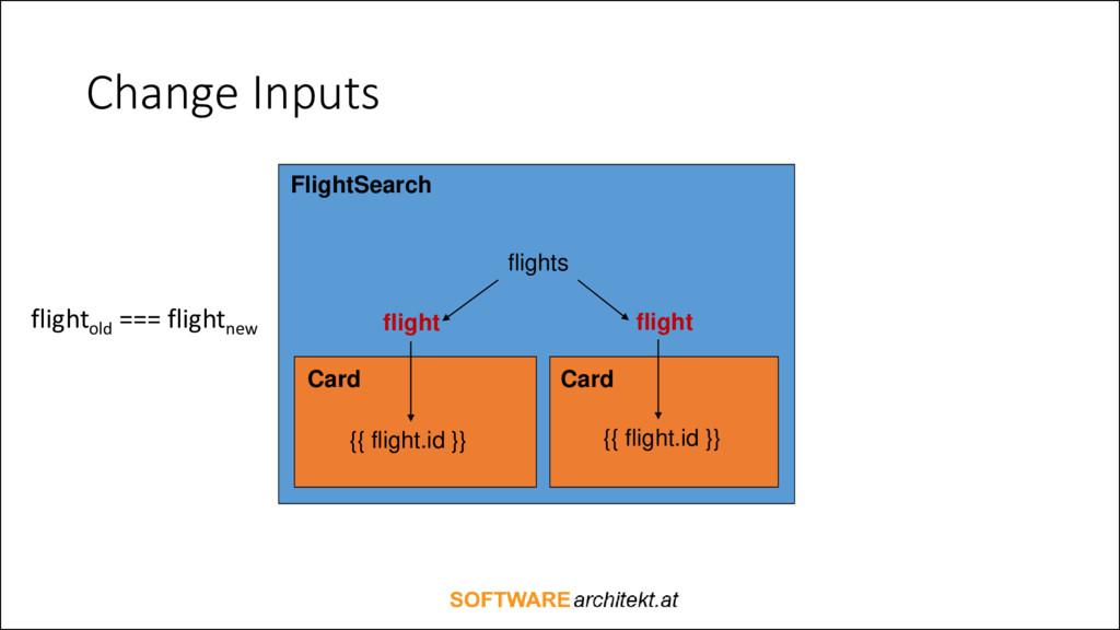Change Inputs flights flight flight {{ flight.i...
