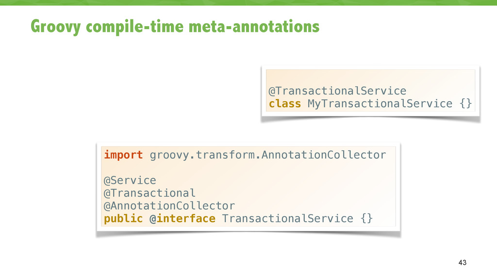 Groovy compile-time meta-annotations 43 import ...