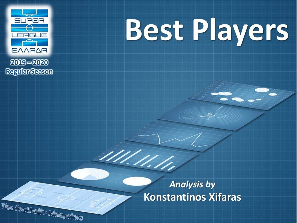 2019 – 2020 Regular Season Analysis by Konstant...