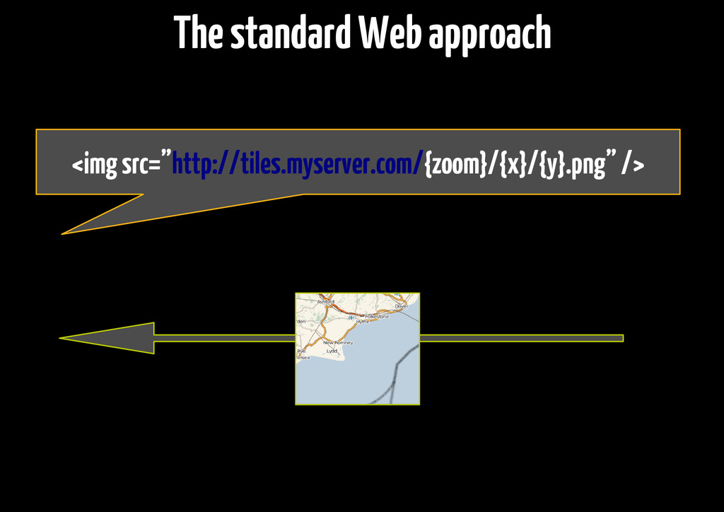 "The standard Web approach <img src=""http://tile..."