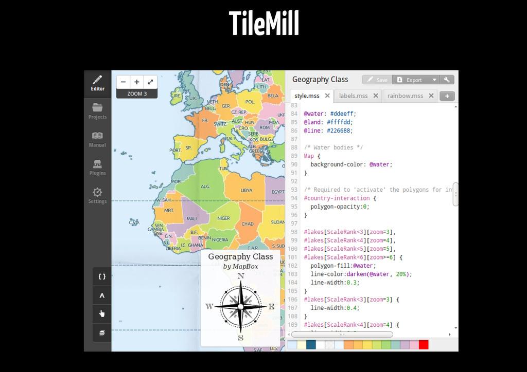 TileMill
