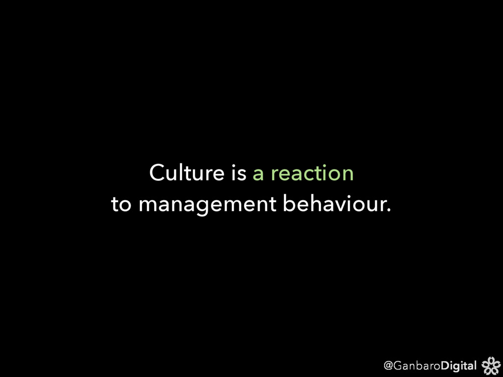 @GanbaroDigital Culture is a reaction to manage...