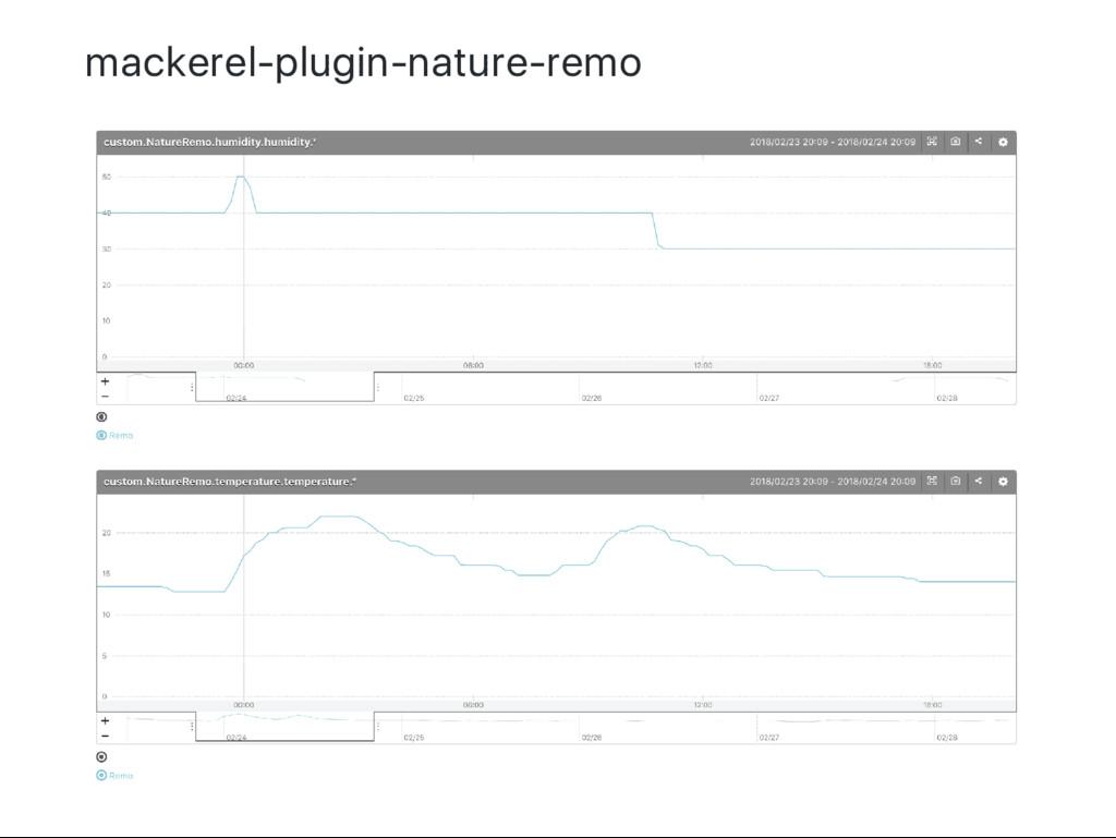mackerel‑plugin‑nature‑remo