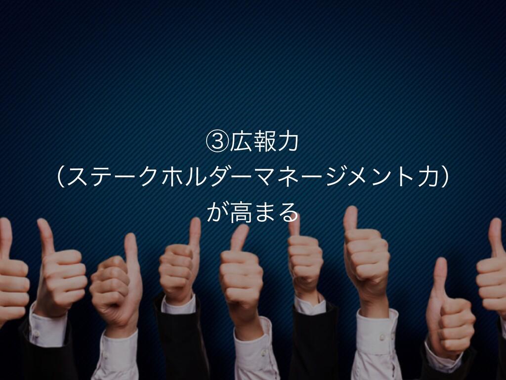 ᶅใྗ ʢεςʔΫϗϧμʔϚωʔδϝϯτྗʣ ͕ߴ·Δ