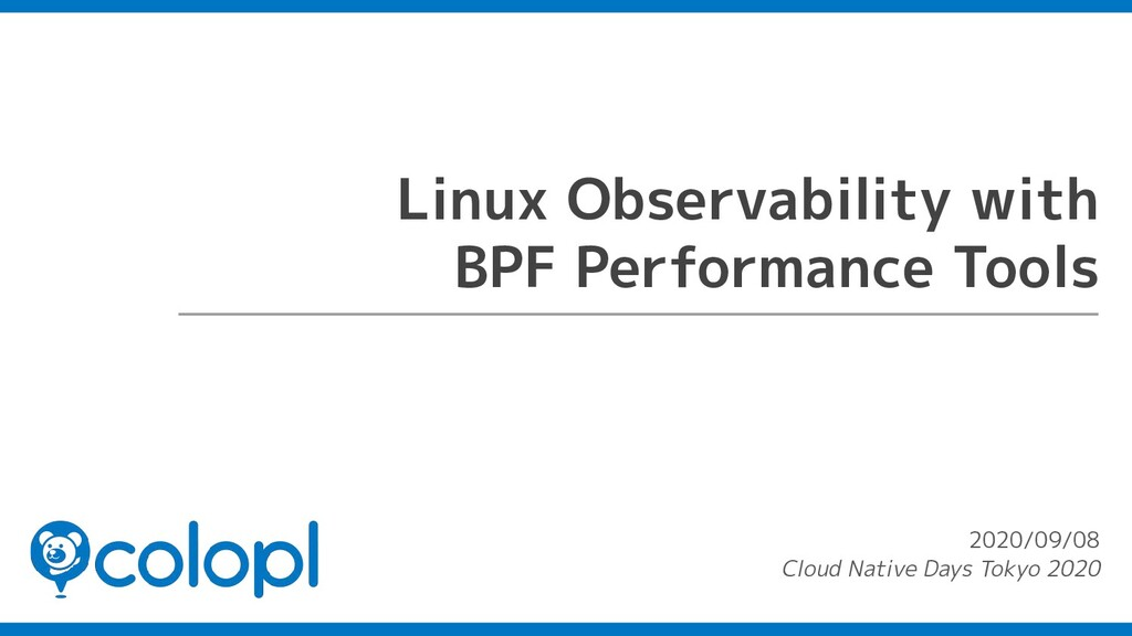 Linux Observability with BPF Performance Tools ...