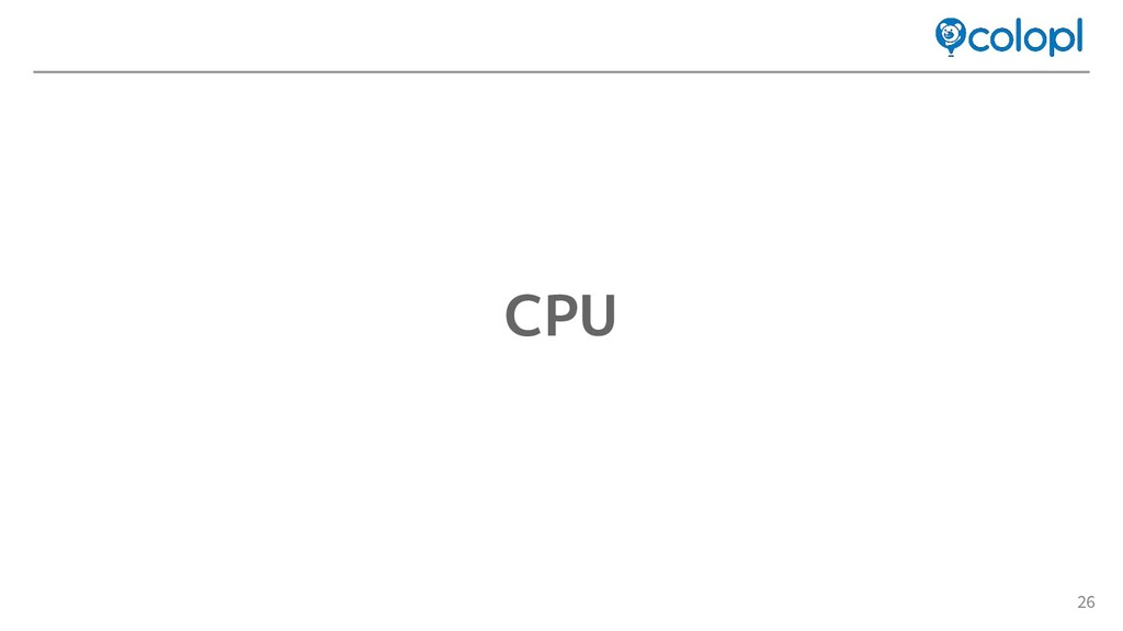 26 CPU