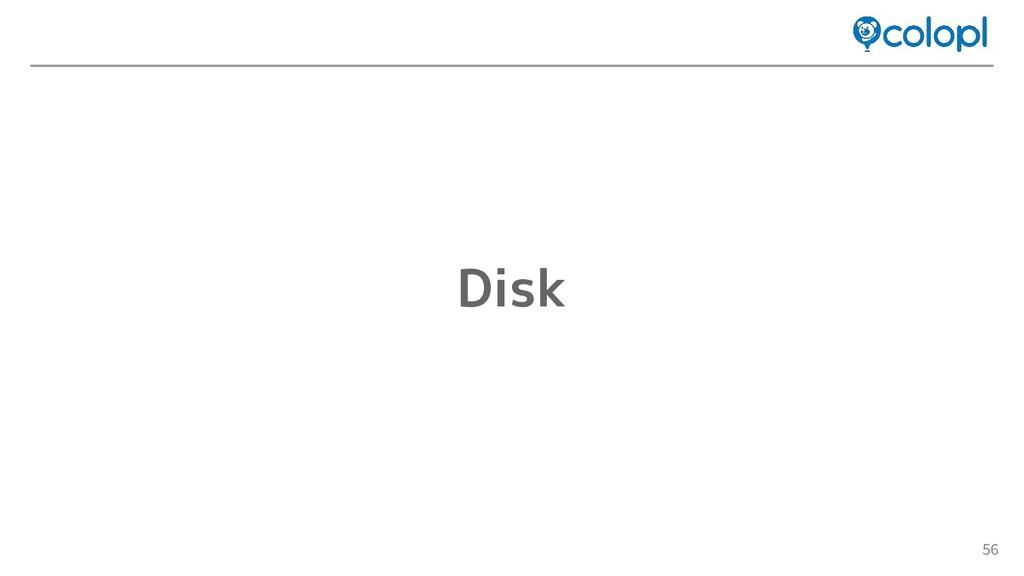 56 Disk