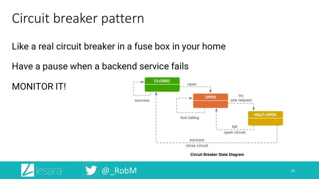 @_RobM Circuit breaker pattern Like a real circ...