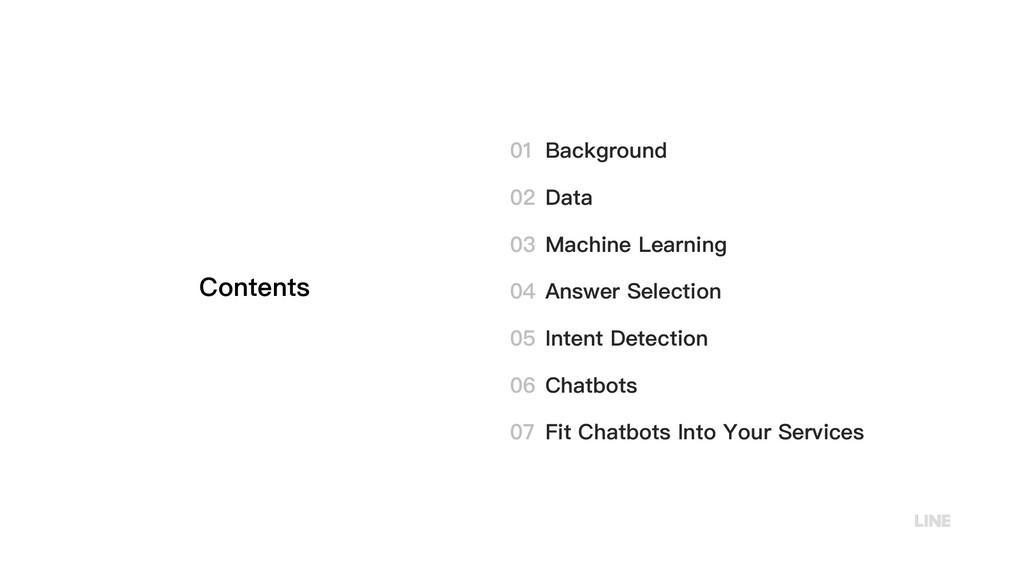 Background Data Machine Learning Answer Selecti...