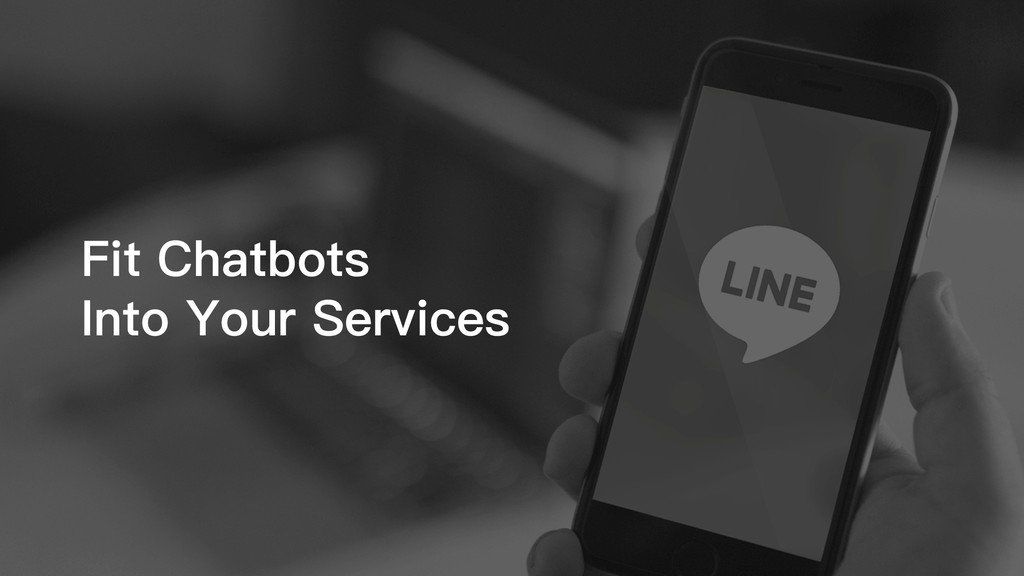 Fit Chatbots Into Your Services