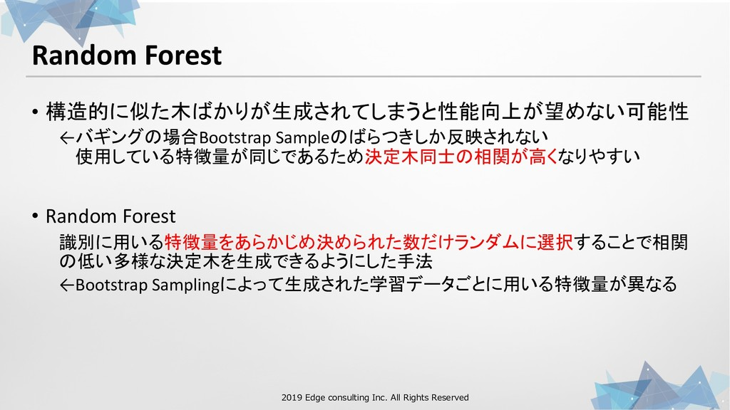 1 00 . 21 0 1 1 00 . Random Forest • &!A9C.I...