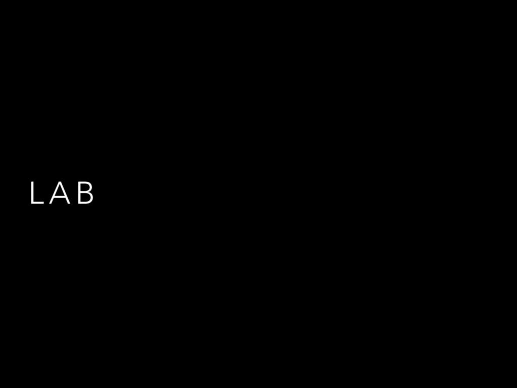 L A B