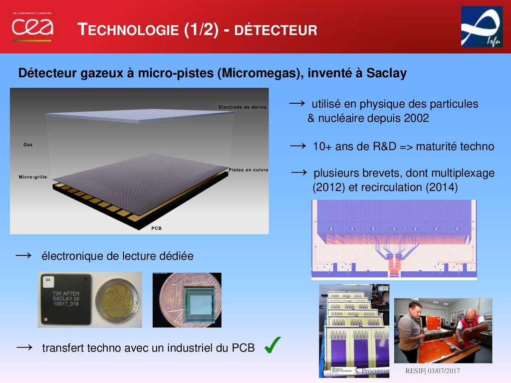 → utilisé en physique des particules & nucléair...
