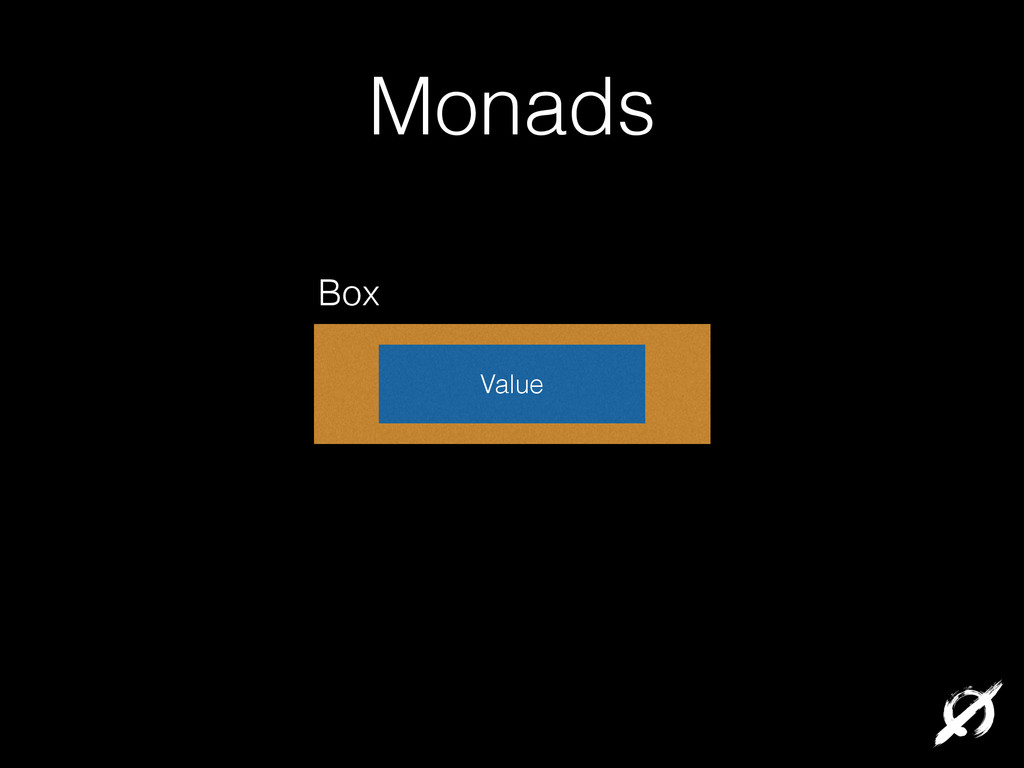 Monads Value Box