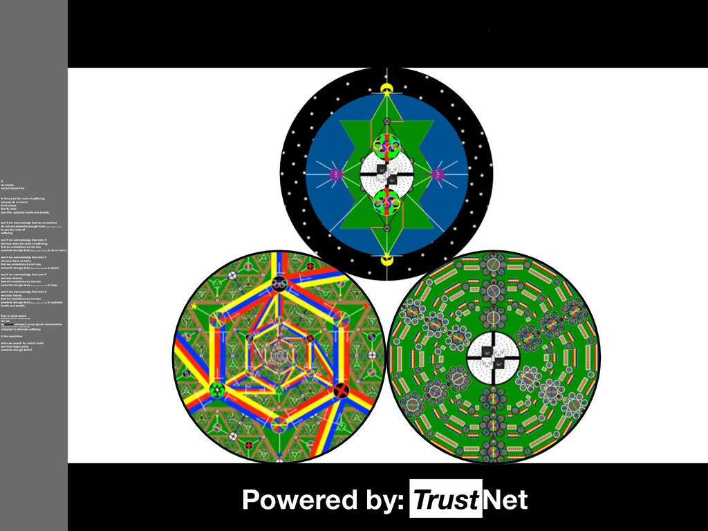 Powered by: Net Trust Domino: A Book If, as peo...