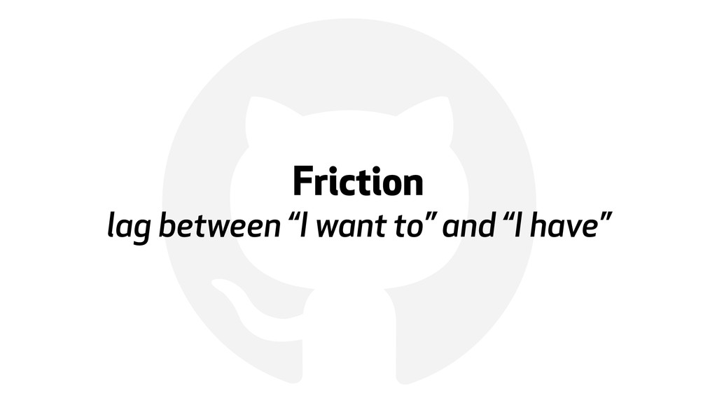 ! Friction