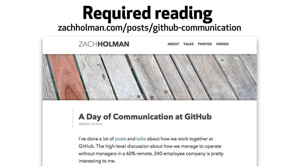 Required reading zachholman.com/posts/github-co...