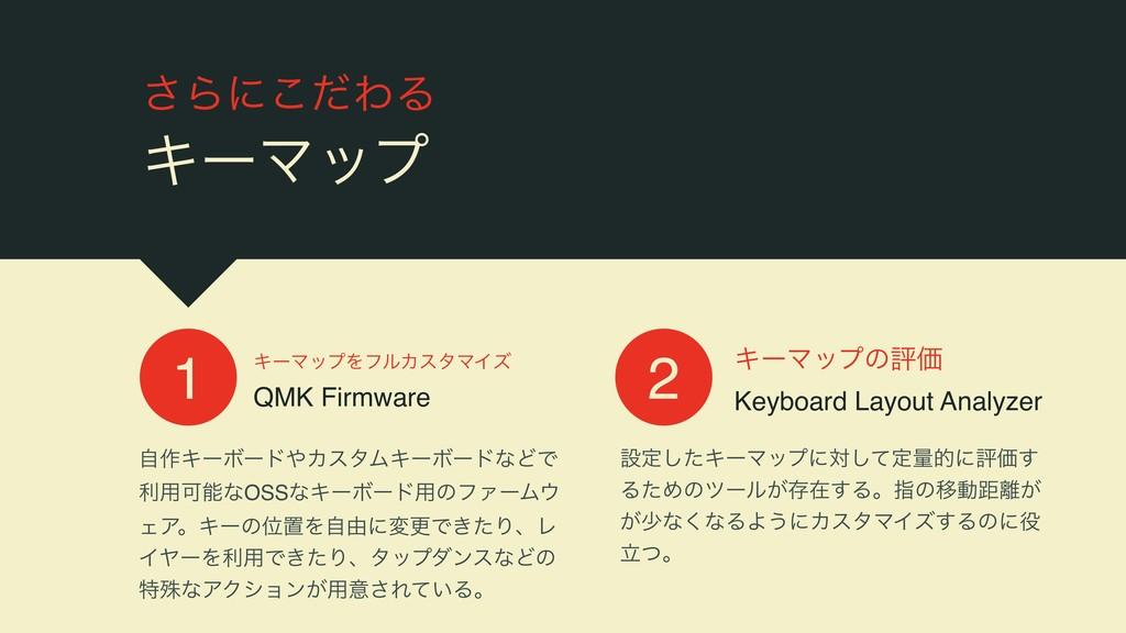 ͞Βʹͩ͜ΘΔ ΩʔϚοϓ ΩʔϚοϓΛϑϧΧελϚΠζ QMK Firmware ࣗ࡞Ωʔ...