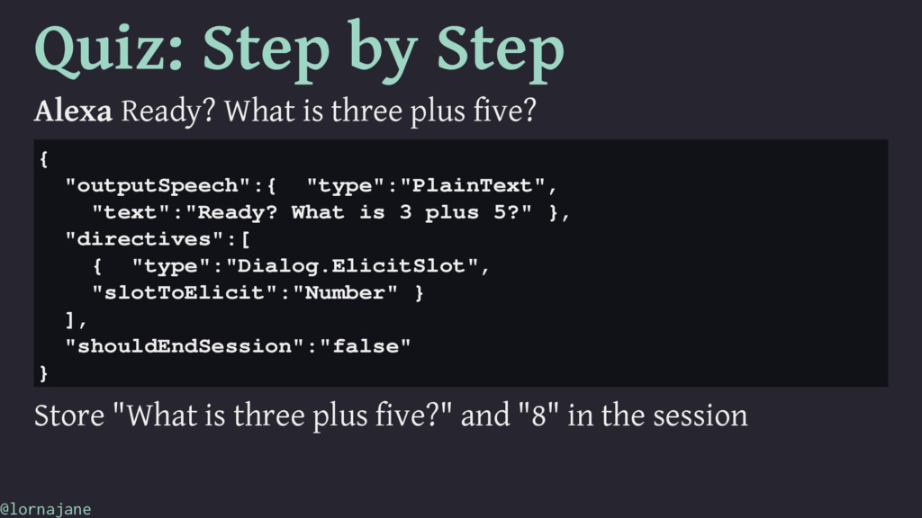 Quiz: Step by Step Alexa Ready? What is three p...