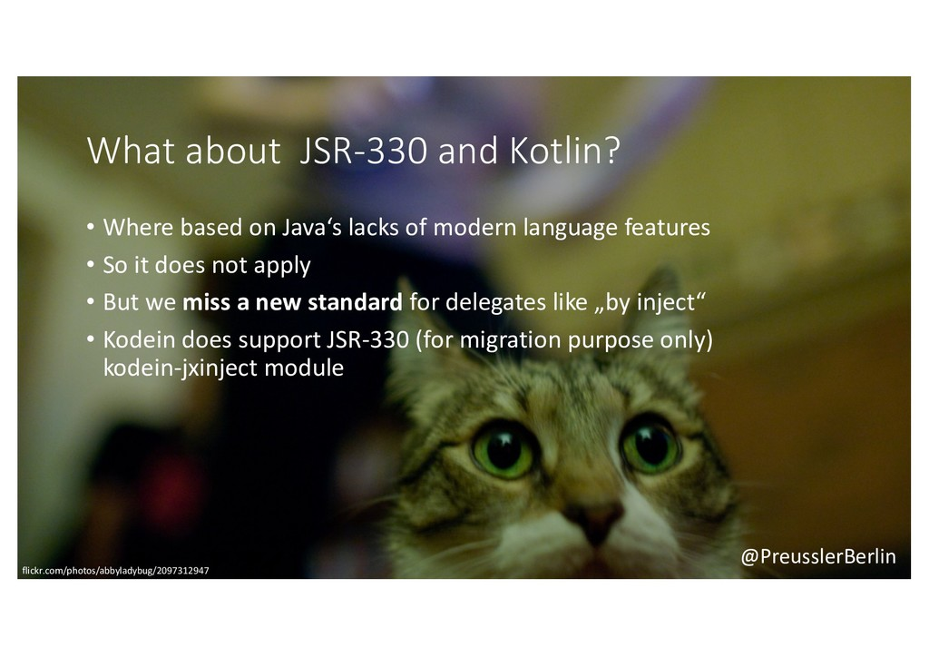 @PreusslerBerlin What about JSR-330 and Kotlin?...