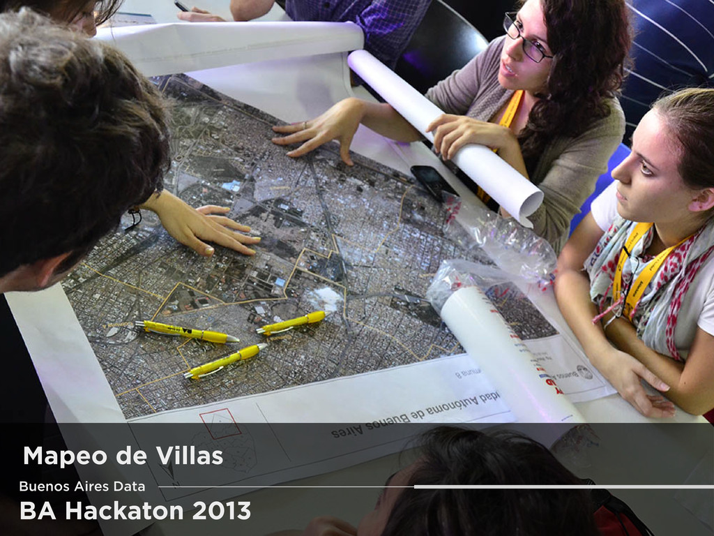 BA Hackaton 2013 Mapeo de Villas Buenos Aires D...