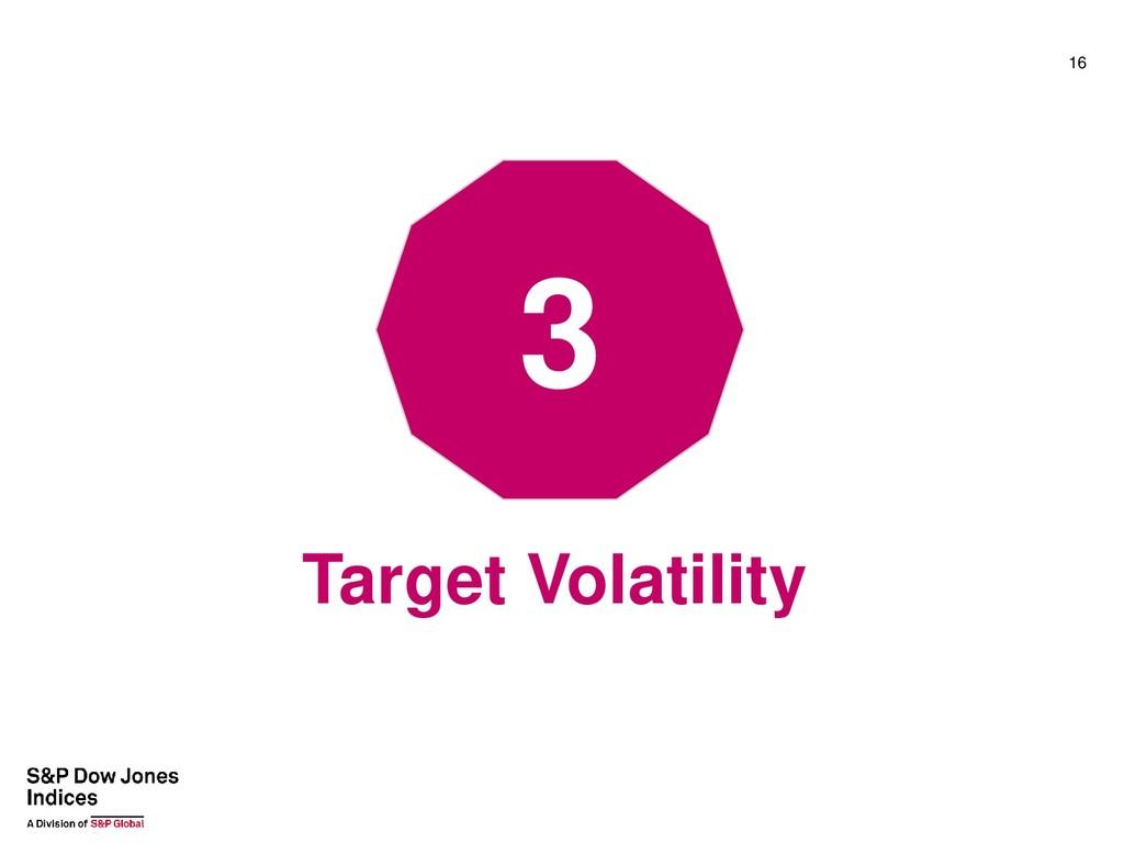 Target Volatility 16 3
