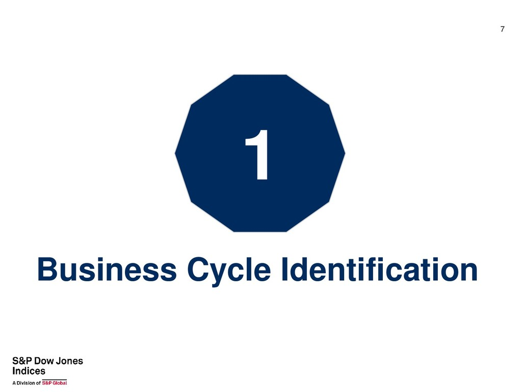 Business Cycle Identification 7 1