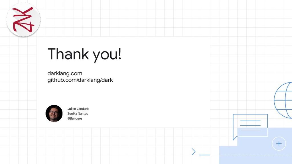 Thank you! darklang.com github.com/darklang/dar...